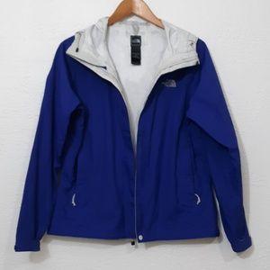 The North Face Rain Coat Jacket M - royal purple